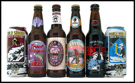 Beers from the West