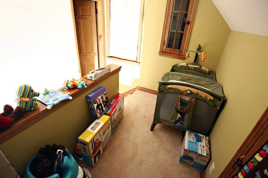 Baby H.s first room